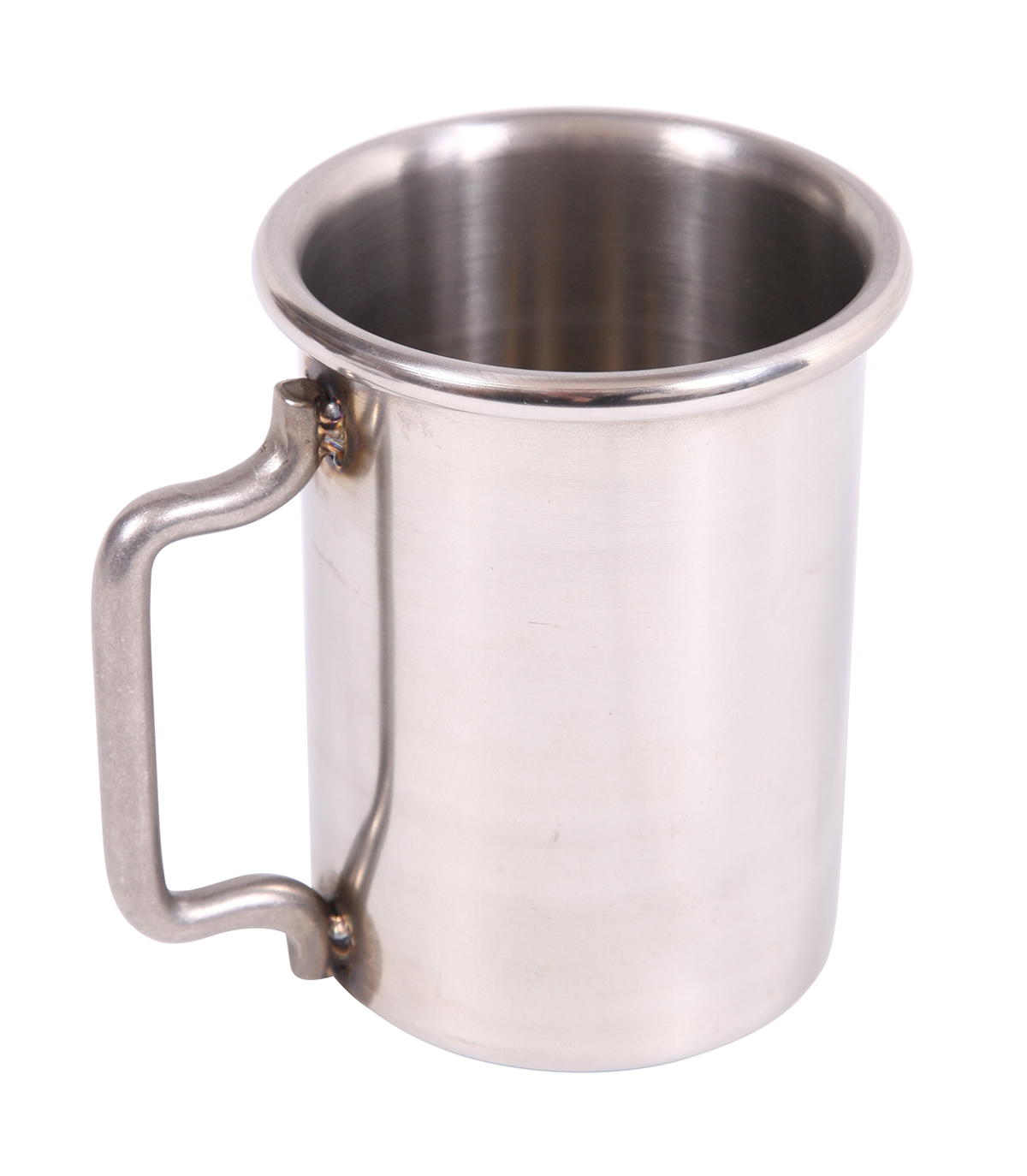 Stainless Steel Exhaust Mug