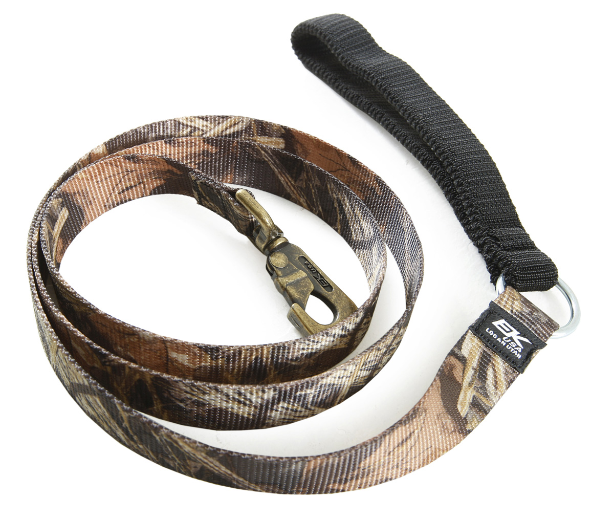 Bungee Handle Big Wolf Dog Leash