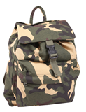 Woodland Camo Day Pack