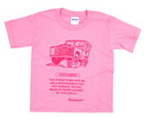 Disclaimer Kid''s T Shirt